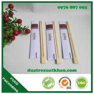 Công ty sản xuất và cung cấp sản phẩm đũa ăn 1 lần